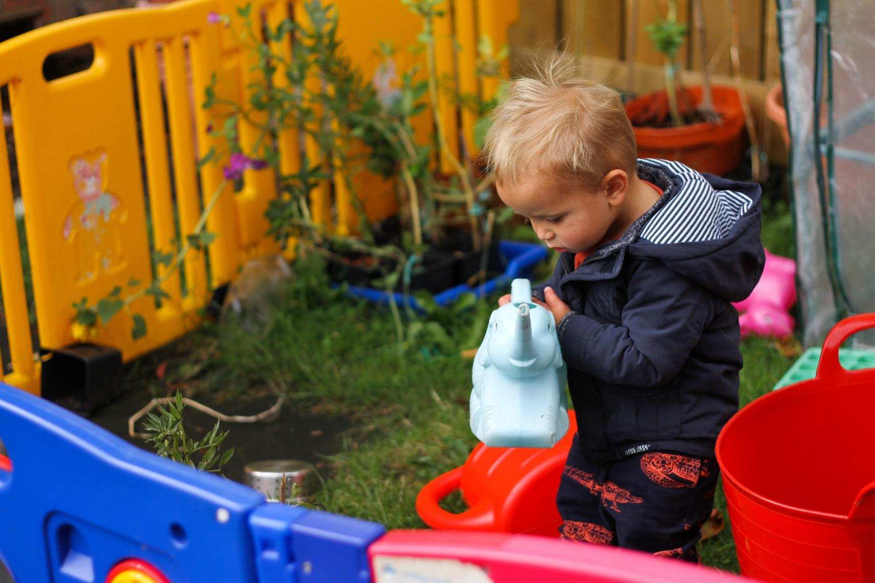 Nether Green Nursery - Sheffield
